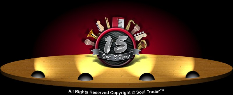 Over fifteen years of Soul Trader the best live music in the UK, for any event that needs the best entertainment