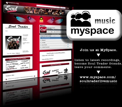 Soul Trader at MySpace, find out all the latest news and headlines, even become our friends.